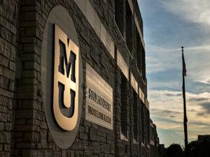 MU Student Center located on the Mizzou Campus