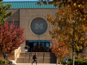MizzouRec located on the Mizzou Campus
